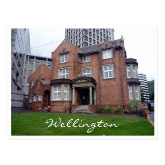 casa Wellington del turnbull Tarjetas Postales
