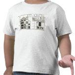 Casa y estudio, el camino de Steele, Haverstock Camisetas