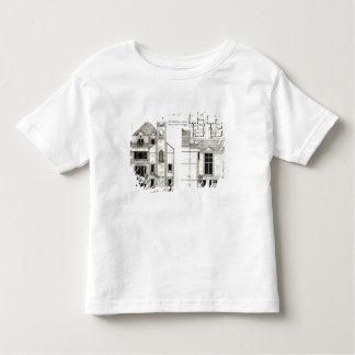 Casa y estudio, el camino de Steele, Haverstock Playera De Bebé