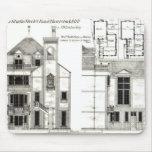 Casa y estudio, el camino de Steele, Haverstock Alfombrilla De Ratones