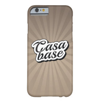 CasaBase Iphone 6 cover