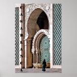 Casablanca Hassan Mosque Posters