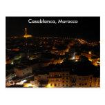 Casablanca, Marruecos Tarjetas Postales