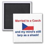 Casado con un checo… imanes