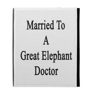 Casado con un gran doctor del elefante