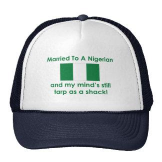 Casado con un nigeriano gorros bordados
