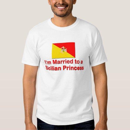 Casado con una princesa siciliana camisas