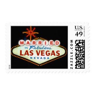 Casado en Las Vegas fabuloso Envio