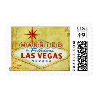Casado en Las Vegas fabuloso - vintage Envio