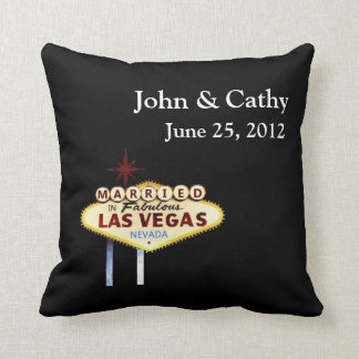 CASADO en Las Vegas personalizó al americano MoJo Cojín