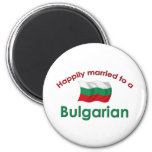 Casado feliz con un búlgaro imán