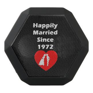 Casado feliz desde 1972 altavoz
