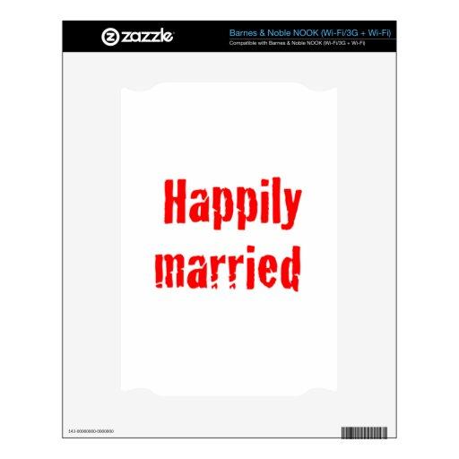 casado feliz skins para elNOOK