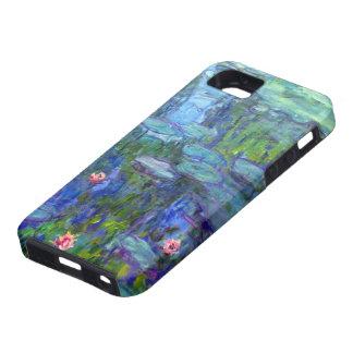 Casamata 1915 del iPhone 5 de los lirios de agua iPhone 5 Case-Mate Protector