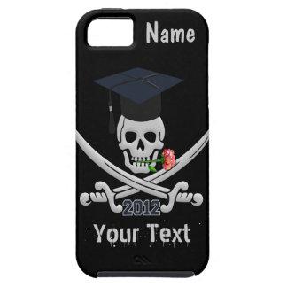 Casamata 2012 del iPhone 5 del graduado del pirata iPhone 5 Carcasas