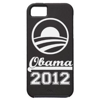 Casamata 2012 (pizarra) del iPhone 5 de OBAMA Funda Para iPhone 5 Tough