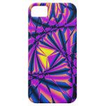 Casamata abstracta colorida iPhone 5 Case-Mate funda