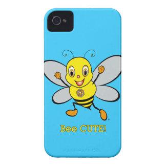 Casamata apenas There™ de YouBee™ 4/4S iPhone 4 Carcasa
