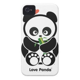 Casamata apenas There™ del iPhone 4/4S de Panda® d iPhone 4 Case-Mate Carcasas