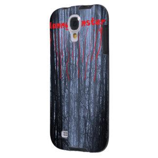 Casamata asustadiza de la galaxia S4 de maderas de Funda Para Galaxy S4