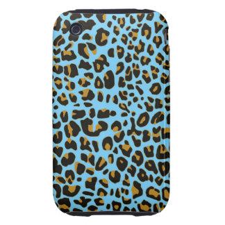 Casamata azul del iPhone 3G/3GS de Jaguar dura Carcasa Resistente Para iPhone