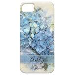 Casamata azul personalizada del iPhone 5 del Hydra iPhone 5 Case-Mate Cárcasas