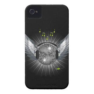 Casamata B.T. del iPhone 4/4S de la bola de iPhone 4 Funda