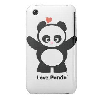 Casamata Barely There del iPhone 3G/3GS de Panda® iPhone 3 Carcasa