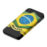 Casamata Barely There del iPhone 4/4S de la bander Case-Mate iPhone 4 Protector