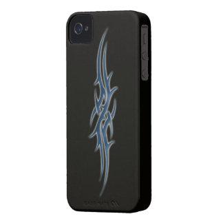 Casamata Barely There del iPhone 4 4S de la espina iPhone 4 Carcasa