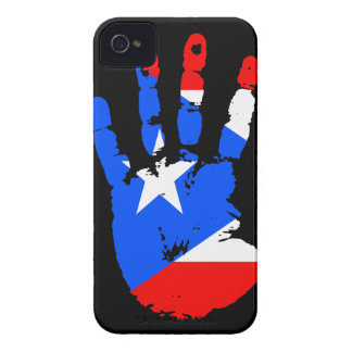 Casamata Barely There del iPhone 4/4S de Puerto Ri iPhone 4 Cárcasa