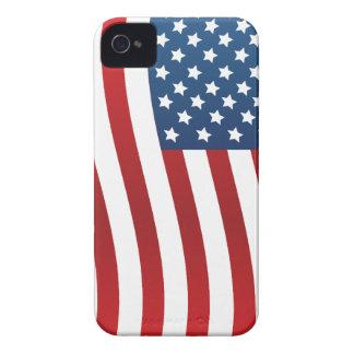 Casamata Barely There del iPhone 4 de la bandera Funda Para iPhone 4 De Case-Mate