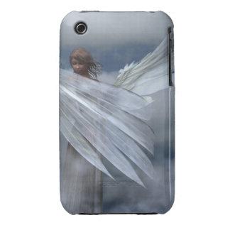 Casamata BarelyThere del iPhone 3G/3GS del ángel d iPhone 3 Funda