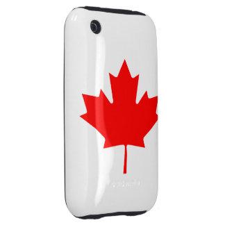 Casamata canadiense del iPhone 3G/3GS de la iPhone 3 Tough Protector