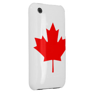 Casamata canadiense del iPhone 3G/3GS de la iPhone 3 Case-Mate Carcasas