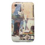 Casamata Cas de la curva de Nápoles Blackberry del iPhone 3 Case-Mate Carcasas