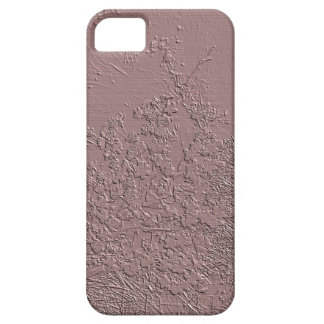 Casamata de color de malva del iPhone 5 de la text iPhone 5 Cárcasa