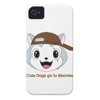 Casamata de encargo superior ID™ de Dog™ 4/4S iPhone 4 Protector