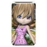 Casamata de hadas del tacto de princesa iPod de Li iPod Touch Case-Mate Cobertura
