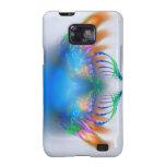 Casamata de la galaxia de Samsung: Alas del fracta Galaxy S2 Carcasa