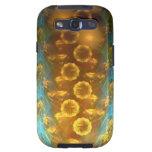 Casamata de la galaxia de Samsung: Fractal del gir Galaxy S3 Protector