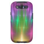 Casamata de la galaxia de Samsung: Luces celestial Galaxy SIII Coberturas
