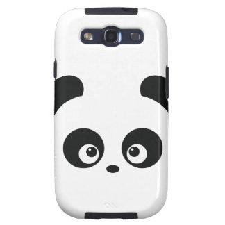 Casamata de la galaxia S3 de Panda® Samsung del am Galaxy S3 Cárcasas