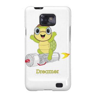 Casamata de la galaxia S de Dreamer™ Samsung de la Galaxy S2 Carcasa