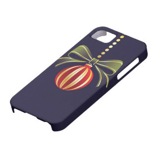 Casamata de la identificación del iPhone 5 del orn iPhone 5 Case-Mate Protectores