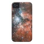 Casamata de la nebulosa iPhone 4 protector