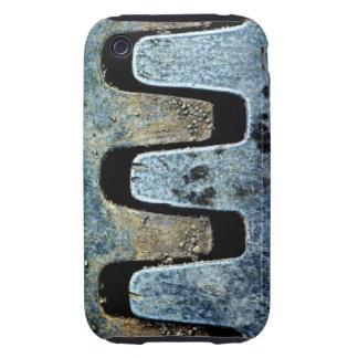 Casamata del iPhone 3G/3GS de la construcción de Tough iPhone 3 Fundas
