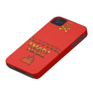 Casamata del iPhone 4/4S del logotipo de iPhone 4 Protector