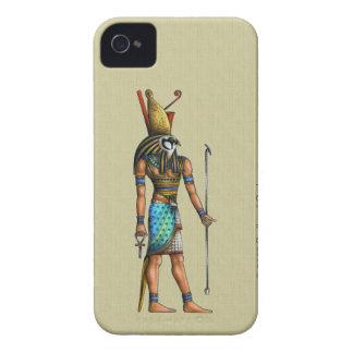 Casamata del iPhone 4 de Horus Case-Mate iPhone 4 Carcasas