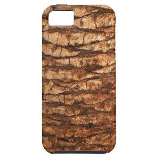 Casamata del iPhone 5 de la corteza de palmera iPhone 5 Carcasa